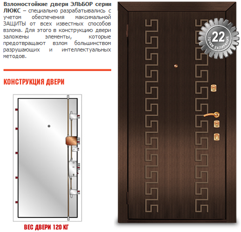 супер взломостойкие стальные двери